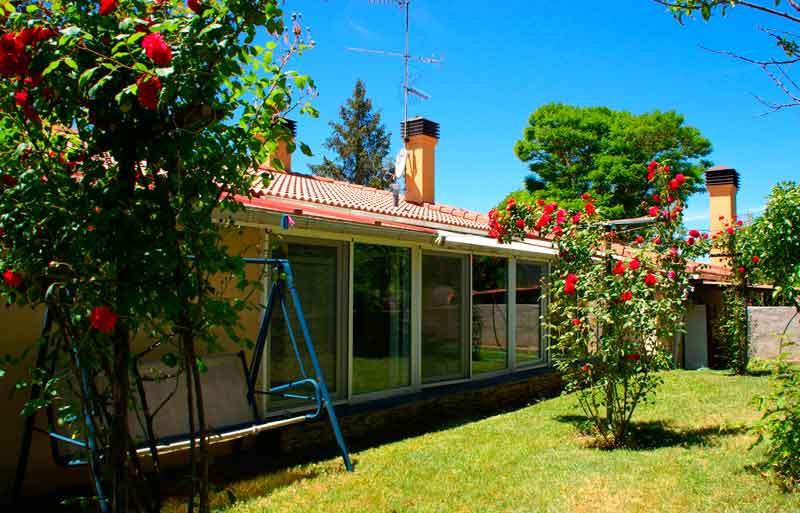 Casa rost n alca ices for Casa jardin culebra