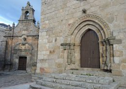 Santa María del Azogue y Ermita de San Cayetano