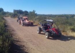 Rutas en buggy en Portugal