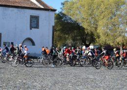 ruta btt guiada en Bragança