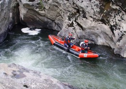 Rafting en Zamora