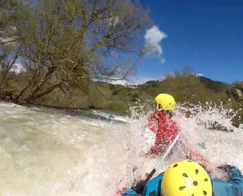 Rafting portugal