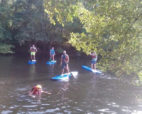 Paddle surf en Zamora