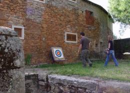 Tiro con arco en Zamora