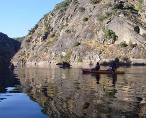 kayac en el Duero