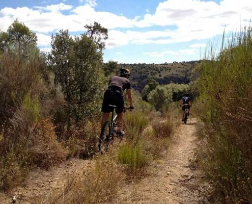 rutas en bici por zamora