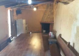casa rural con horno tradicional
