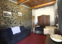 Habitación doble y sofá cama