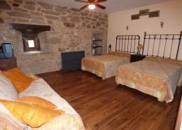 Habitación Posada de Pedrazales