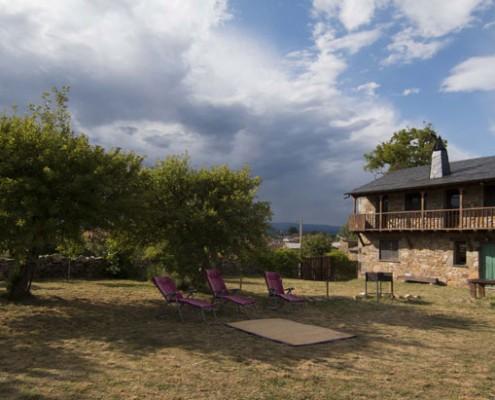 Casa rural sierra de la culebra