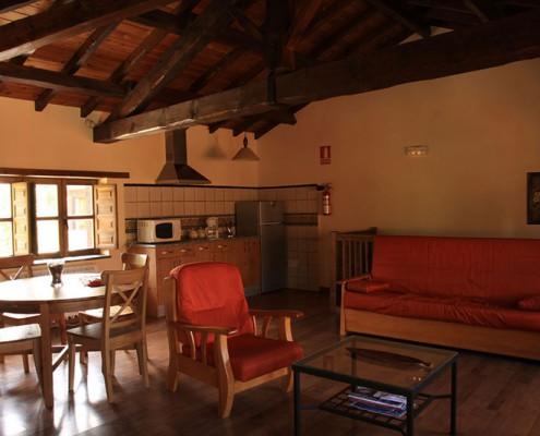 apartamento Zamora