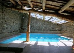 Casa Abuela piscina climatizada
