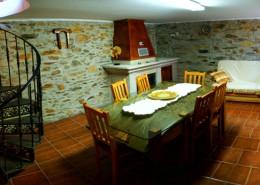 Cocina casa rural serapicos
