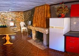 Casa rural chimenea cerca Alcañices