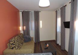 Sofá cama apartamento