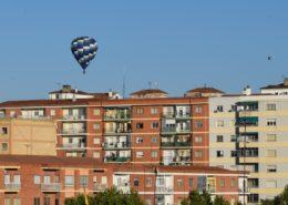 Viaje en globo Zamora