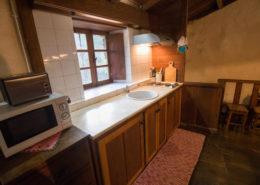 Casa montesinho detalle cocina
