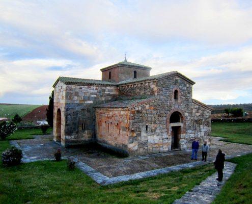 Visita guiada a la iglesia de San Pedro de la Nave