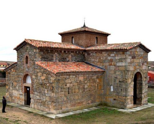 Iglesia visigoda de San Pedro de la Nave