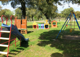 Parque camping Zamora