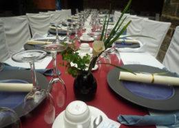 Salón para eventos Zamora Sierra de la Culebra