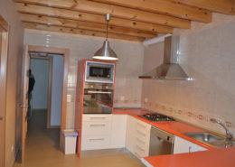 cocina casa sierra culebra