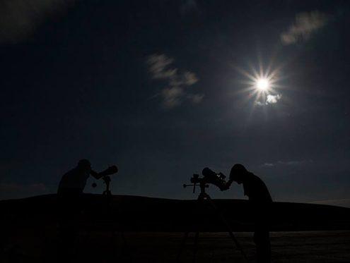 Astronomía en Zamora