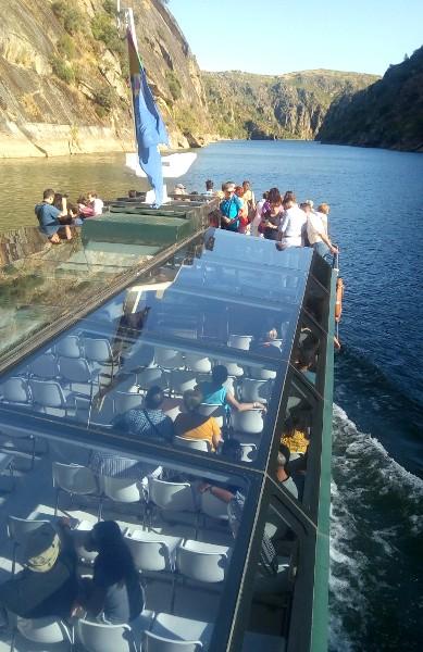 Crucero Por El Duero Desde Fermoselle O Miranda Do Douro