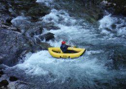 canoa rafting pontevedra