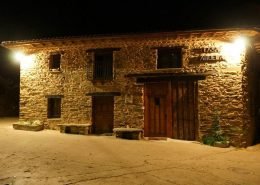 casa rural grisuela
