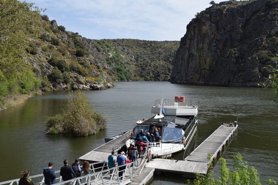 crucero fluvial bemposta