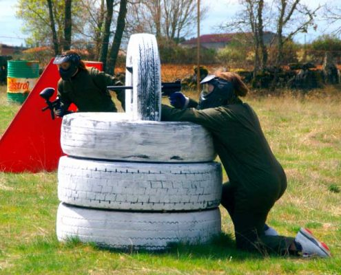 paintball arribes del duero