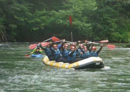 rafting cantabria