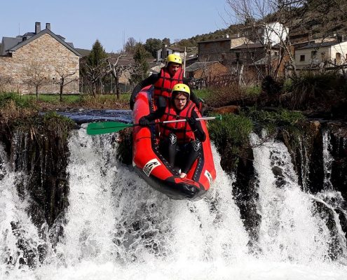 rafting zamora