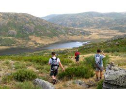 trekking montaña