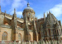 Catedral de Salamanca turismo