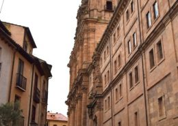 Visitas guiadas a Salamanca Universidad Portificia