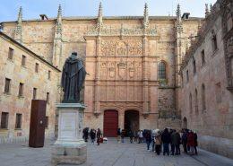 visita guiada a Salamanca universidad vieja