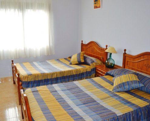 habitación casa para vacaciones