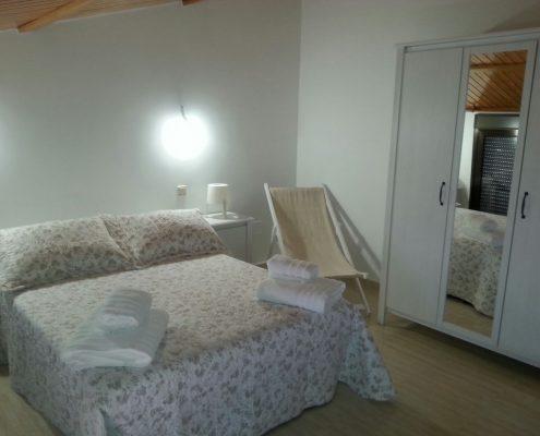 habitación casa para vacaciones ferreras