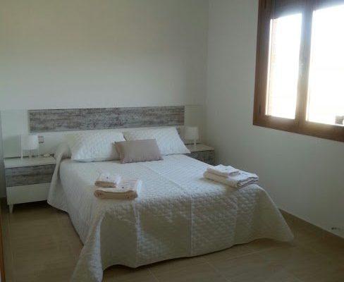 habitación casa para vacaciones zamora