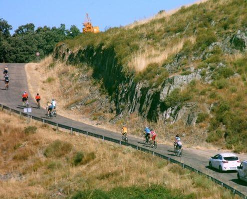ciclismo y turismo