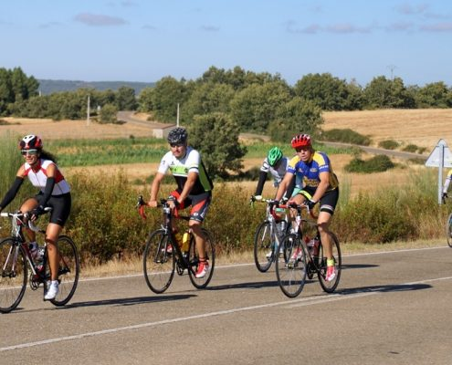 estancias ciclistas en zamora