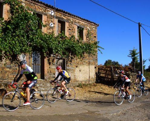 estancias para ciclistas aficionados