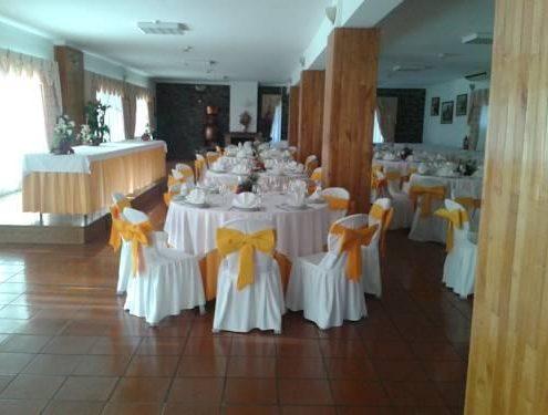 hotel restaurante especializado en bodas