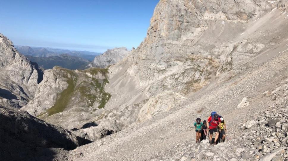 trekking picos de europa asturias