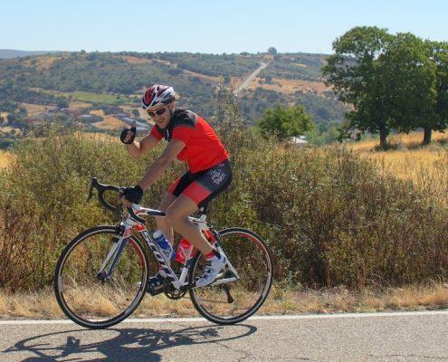 vacaciones ciclismo