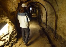 visitar mina antigua