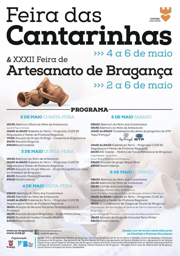 Cantariñas Braganza 2018