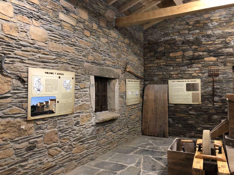 molinos de agua antiguos